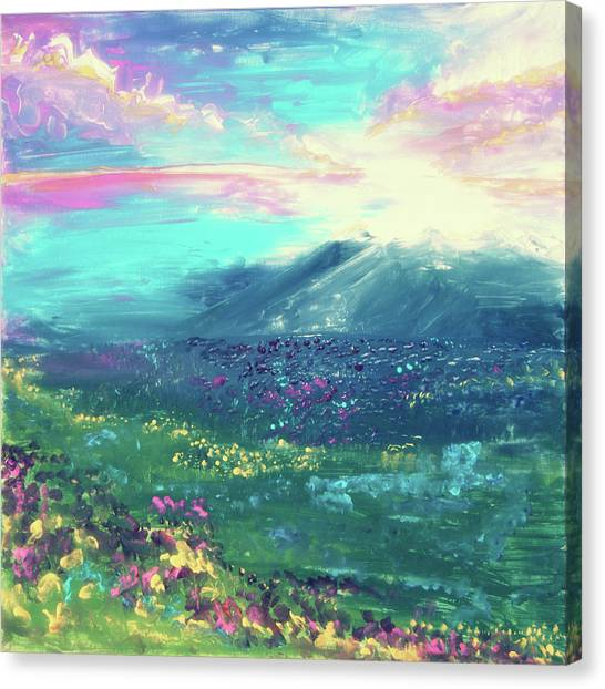 My Own Planet Canvas Print