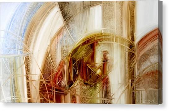 My Refuge Canvas Print by Fatima Stamato