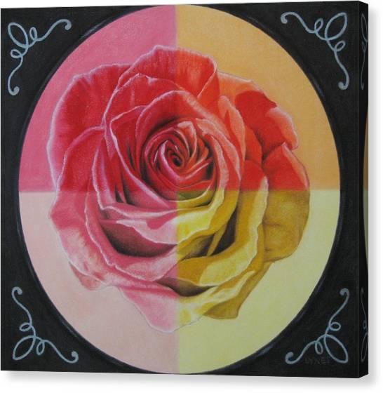 My Rose Canvas Print