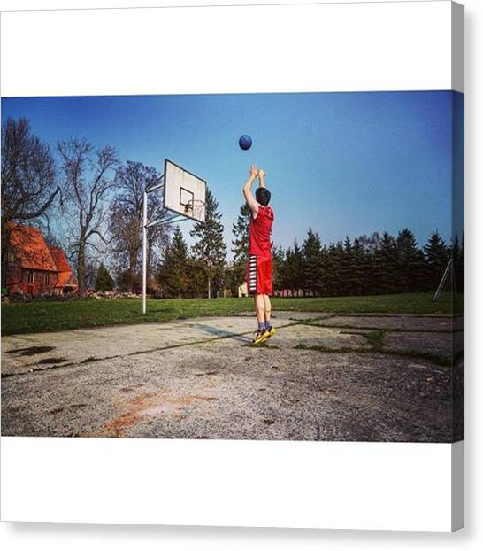 Miami Heat Canvas Print - My Second Love🏀 👉#basketball by Jannik Mohns