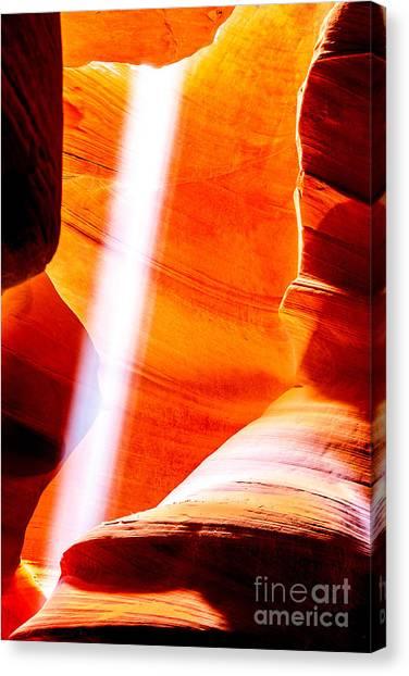Maze Canvas Print - My Solitaire by Az Jackson
