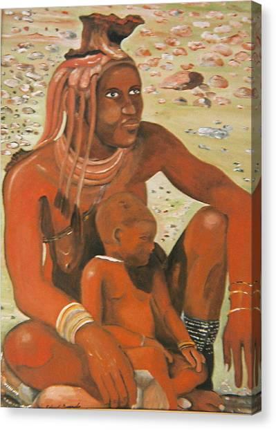 My Son Canvas Print by Desenclos Patrick