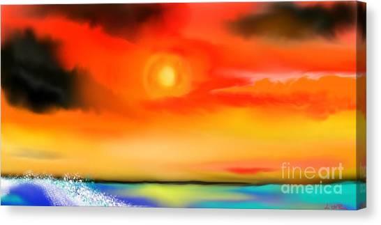 My Soul Canvas Print