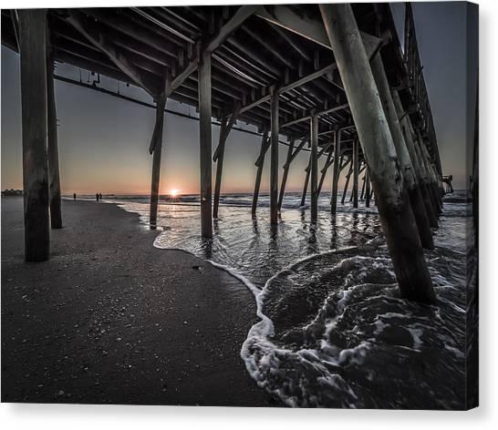 Myrtle Beach Sunrise I Canvas Print