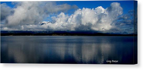 Mystic Canvas Print by Greg Patzer