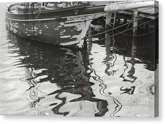 Mystic Reflections Canvas Print by Andrea Simon