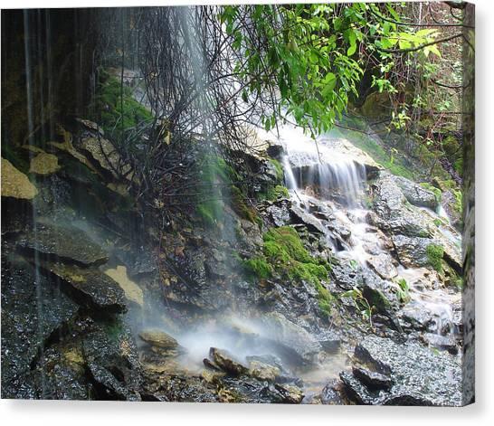 Mystic Veil Falls Photograph By Jim Bachmeier