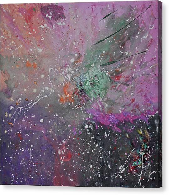 Mystical Dance Canvas Print