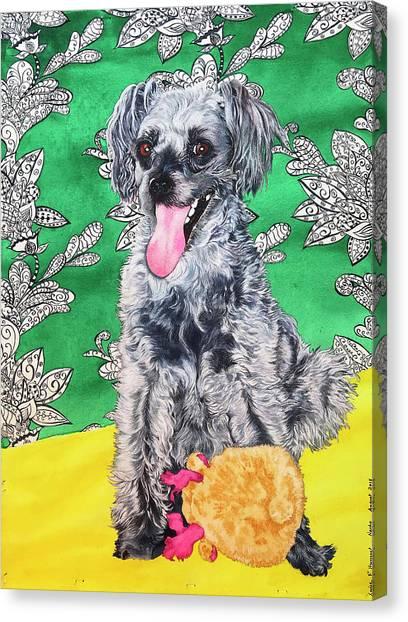 Nacho Canvas Print