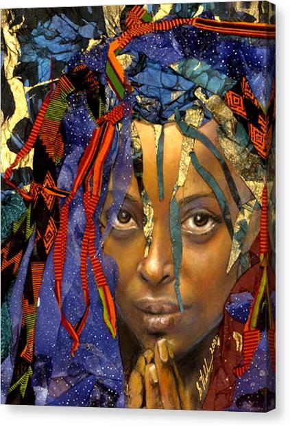 Naomi 3.1 Canvas Print