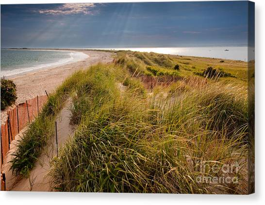 Napatree Point Preserve Canvas Print