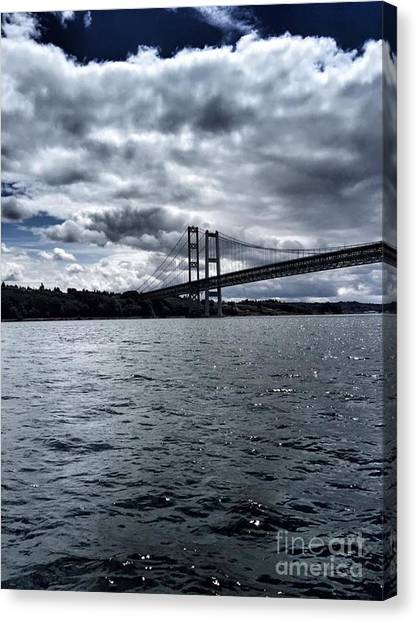 Narrows Bridge Canvas Print