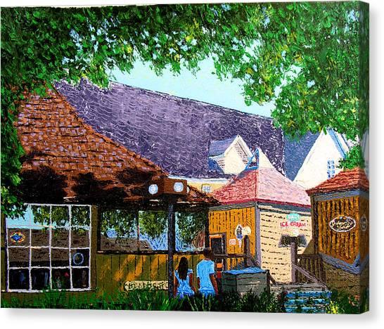Nashville 3-06 Canvas Print by Stan Hamilton