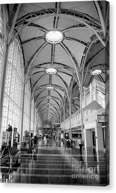 National Airport D C A Canvas Print