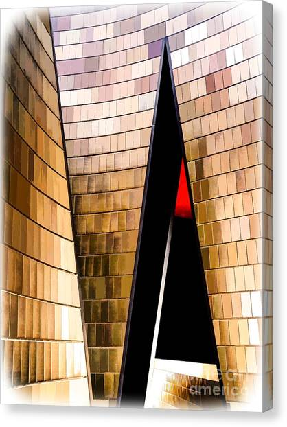 National Music Centre Canada No. 1 - Dynamic Canvas Print by Bob Lentz