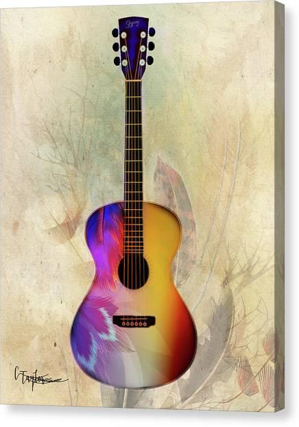Acoustic Guitar Canvas Prints (Page #18 of 107) | Fine Art America