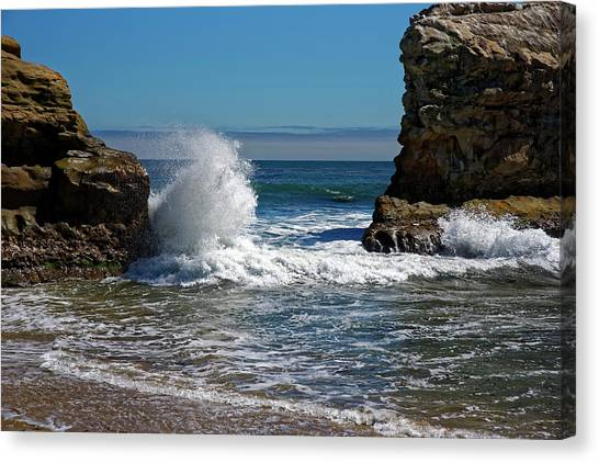 Natural Bridges State Park Canvas Print