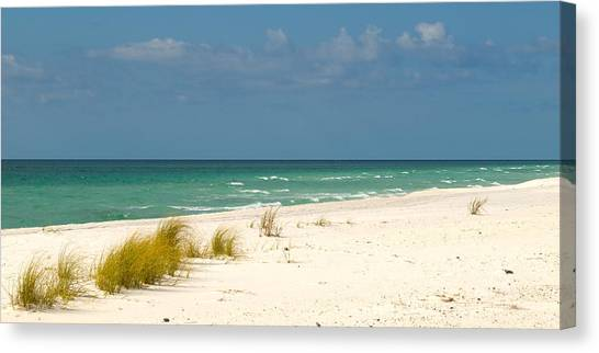 Navarre Beach Florida Canvas Print