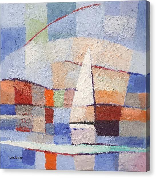 Navigator Canvas Print by Lutz Baar
