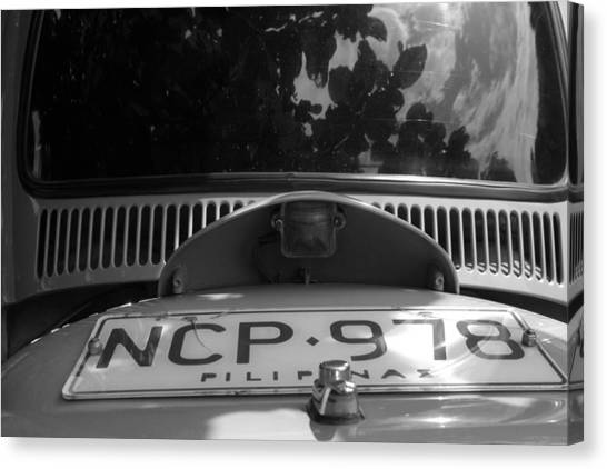 NCP Canvas Print by Jez C Self