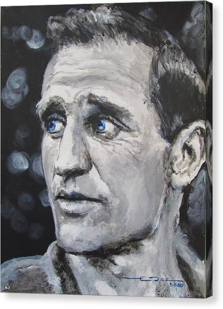 Neal Cassady - On The Road Canvas Print