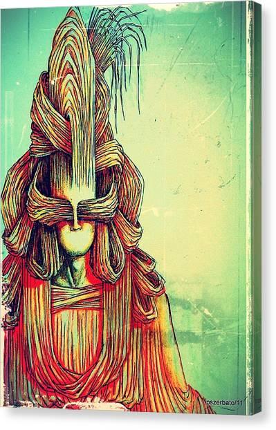Nearer To You Canvas Print by Paulo Zerbato