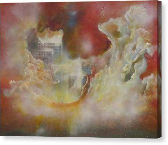 Nebulous Canvas Print