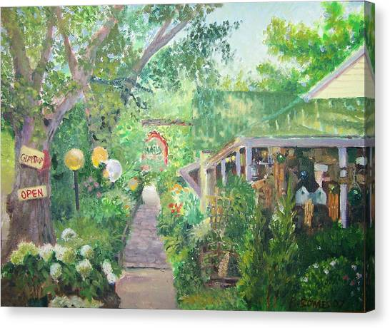Needful Things Canvas Print by Ron Bowles