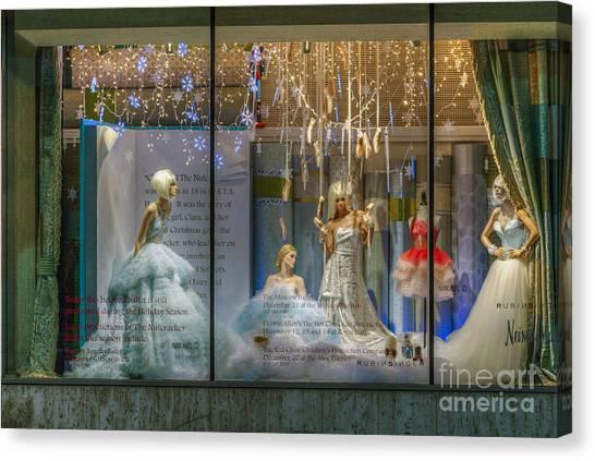 Neiman Marcus Beverly Hills Canvas Print