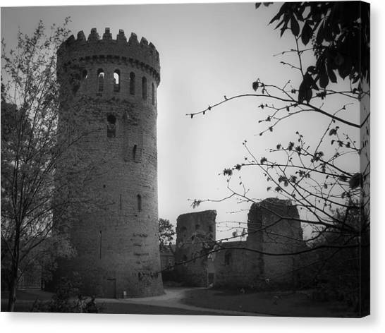 Nenagh Castle County Tipperary Ireland Canvas Print