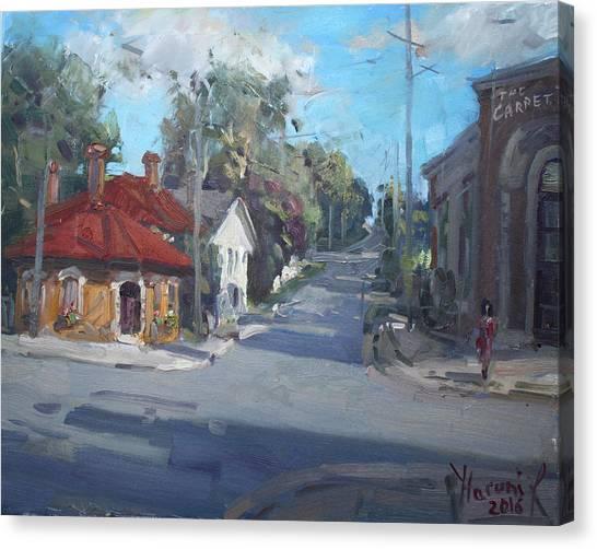 Ontario Canvas Print - Norval Ontario by Ylli Haruni