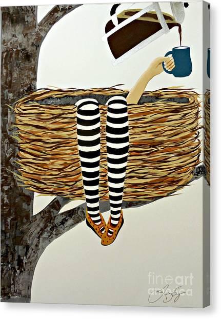 Nest Service Canvas Print