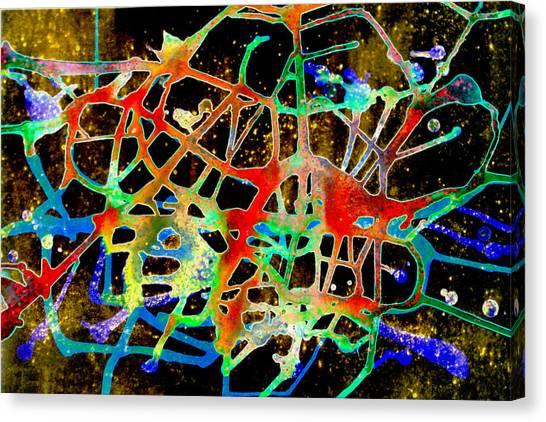 Neuron2 Canvas Print
