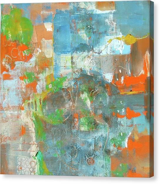 Canvas Print - New Beginning by Jane Ferguson