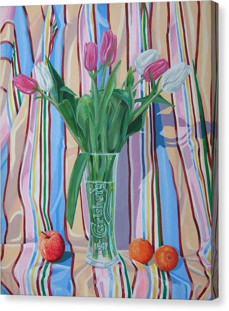Canvas Print - New Dawn by Michael McEvoy
