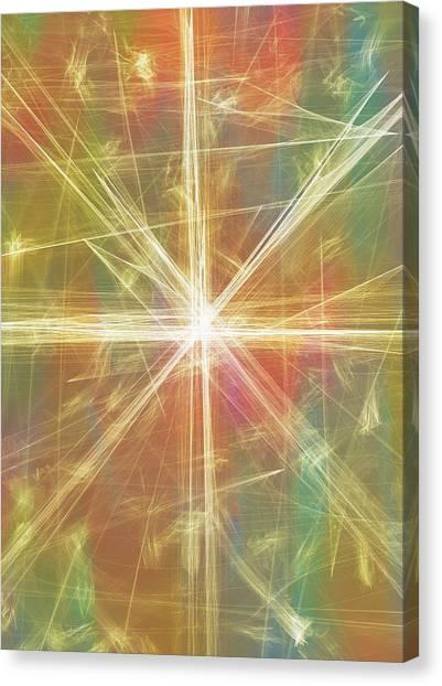 Stellar Canvas Print - New Galaxy by Dan Sproul
