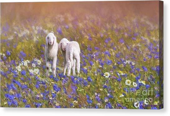 New Life Canvas Print
