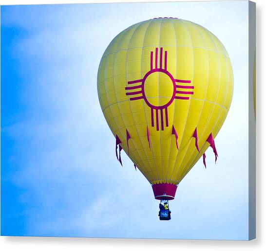 New Mexico Shines Canvas Print