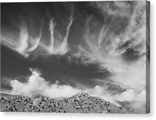 New Mexico Sky Canvas Print