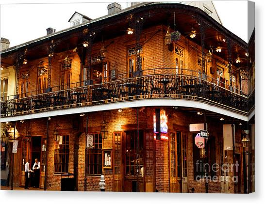New Orleans And All That Jazz Canvas Print