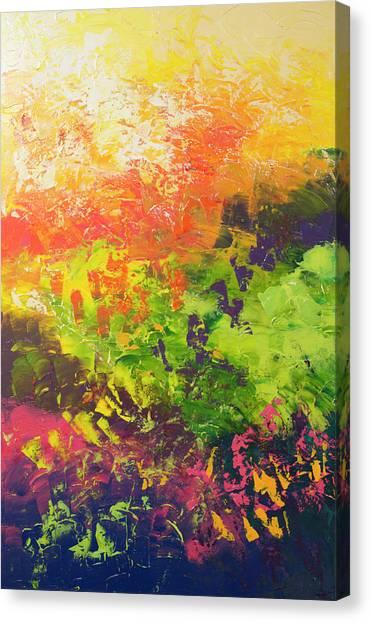 New Upload Canvas Print