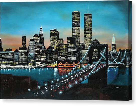 New York 910 Canvas Print