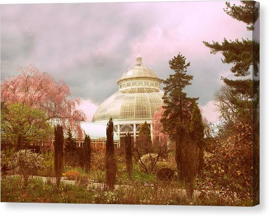 New York Botanical Garden Canvas Print