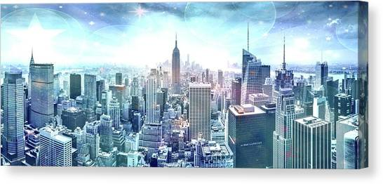 Canvas Print - New York Fairytales by Az Jackson
