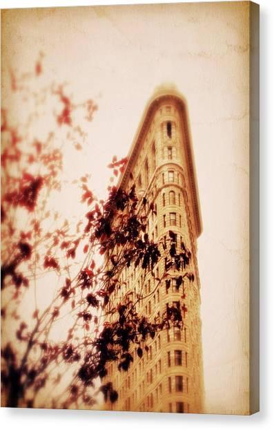 New York Nostalgia Canvas Print