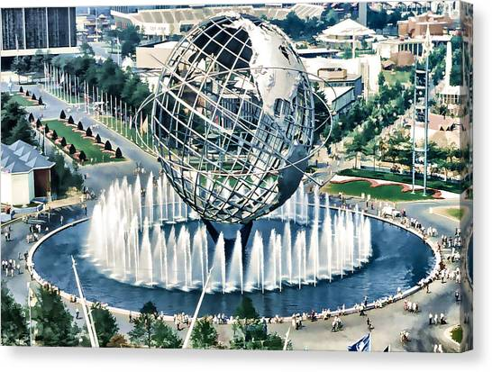 New York World's Fair Canvas Print