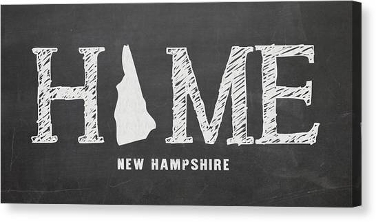Dartmouth College Canvas Print - Nh Home by Nancy Ingersoll