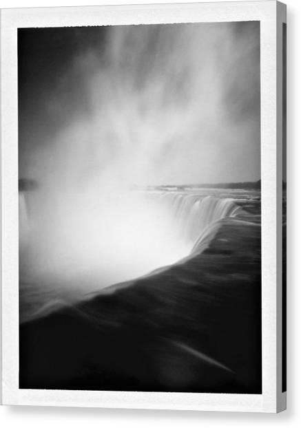 Niagara Falls Canvas Print by Luca Baldassari