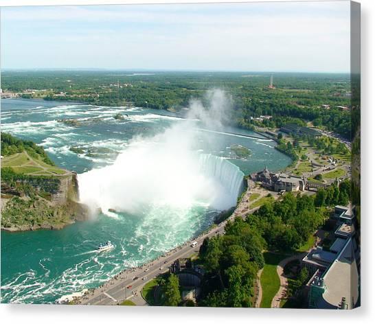 Niagara Falls Ontario Canvas Print