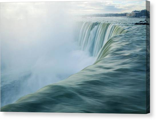 Waterfalls Canvas Print - Niagara Falls by Photography by Yu Shu